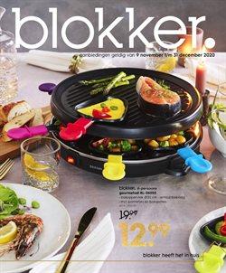 Catalogus van Blokker ( Nog 26 dagen )