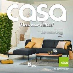 Aanbiedingen van Casa in the Casa folder ( Vervallen)