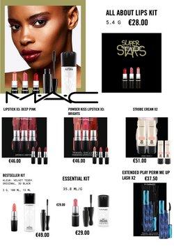 Catalogus van Mac cosmetics ( Net gepubliceerd )
