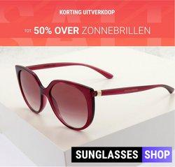 Aanbiedingen van Opticien in the Sunglasses folder ( Nog 4 dagen)