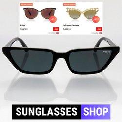 Aanbiedingen van Opticien in the Sunglasses folder ( Nog 6 dagen)
