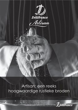 Restaurants Aanbiedingen in de Delifrance folder in Hoorn