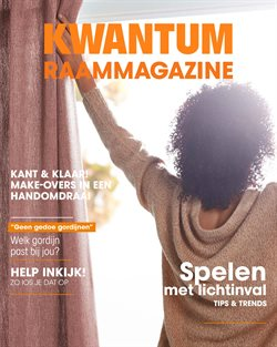 Aanbiedingen van Kwantum in the Vught folder