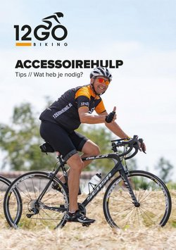Aanbiedingen van 12GO Biking in the 12GO Biking folder ( Nog 25 dagen)