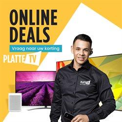 Catalogus van PlatteTV ( Vervallen )