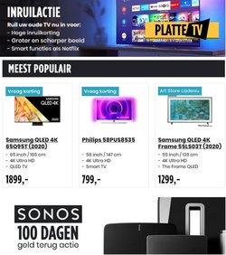 Catalogus van PlatteTV ( Verloopt morgen )