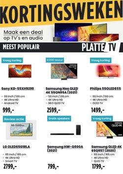 Catalogus van PlatteTV ( Net gepubliceerd )