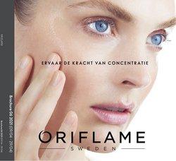 Aanbiedingen van Drogisterij & Parfumerie in the Oriflame folder ( Nog 15 dagen )