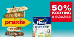 Aanbiedingen van Praxis in the Amsterdam folder