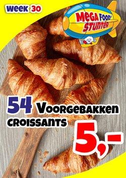 Aanbiedingen van Supermarkt in the MegaFoodStunter folder ( Meer dan een maand)