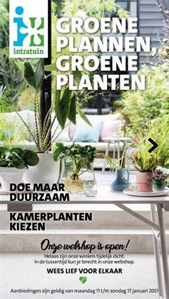 Aanbiedingen van Bouwmarkt & Tuin in the Intratuin folder ( Vervalt vandaag )