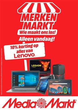 Computers en Elektronica Aanbiedingen in de Media Markt folder in Drachten