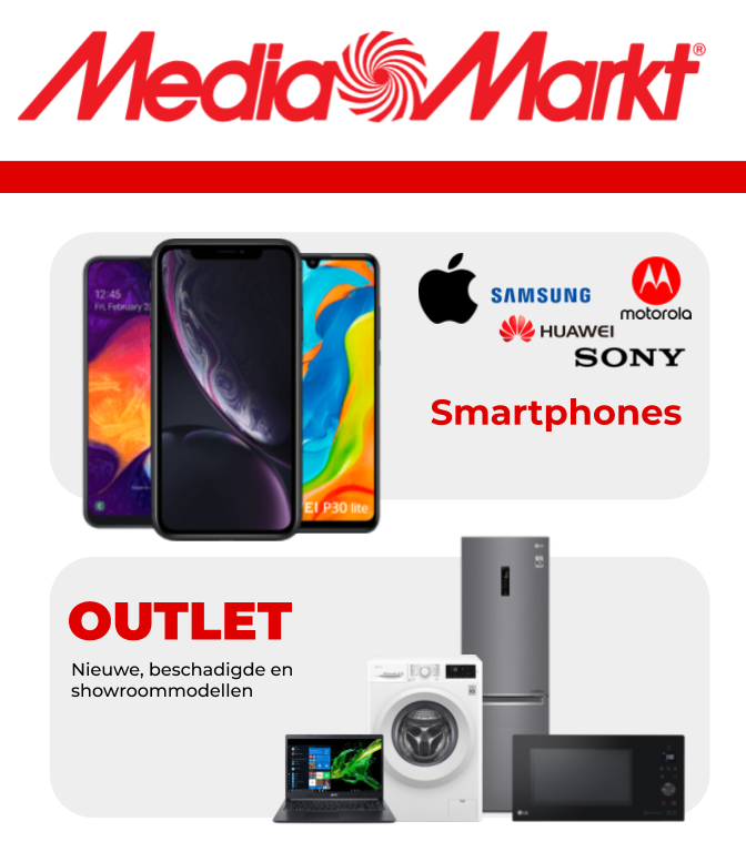 Aanbiedingen van Media Markt in the Rotterdam folder