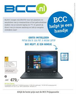 Computers en Elektronica Aanbiedingen in de BCC folder in Drachten