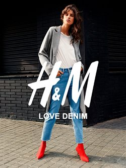 Aanbiedingen van H&M in the Breda folder