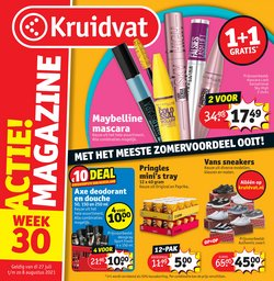 Catalogus van Kruidvat ( Net gepubliceerd)
