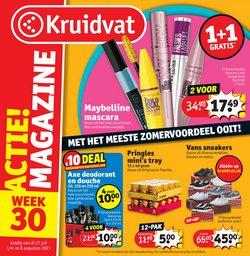 Catalogus van Kruidvat ( Nog 2 dagen)