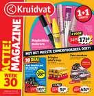 Catalogus van Kruidvat ( Net gepubliceerd )