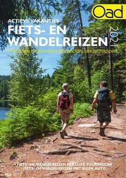 Vakantie & Reizen Aanbiedingen in de Oad folder in Amsterdam ( Meer dan een maand )