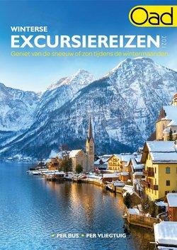 Aanbiedingen van Vakantie & Reizen in the Oad folder ( Meer dan een maand)
