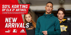 Aanbiedingen van Aktiesport in the Veenendaal folder