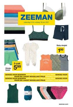 Catalogus van Zeeman ( Nog 3 dagen)