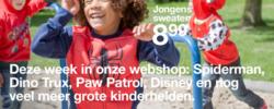 Aanbiedingen van Zeeman in the Amsterdam folder