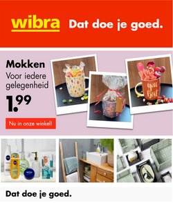 Aanbiedingen van Warenhuis in the Wibra folder ( Nog 3 dagen)