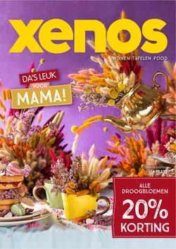 Aanbiedingen van bloem in the Xenos folder ( Nog 2 dagen)