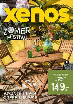 Aanbiedingen van Warenhuis in the Xenos folder ( Net gepubliceerd)