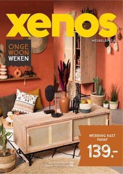 Aanbiedingen van Warenhuis in the Xenos folder ( Meer dan een maand)