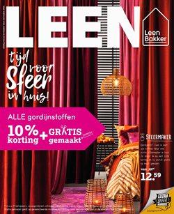 Catalogus van Leen Bakker ( Verloopt morgen )