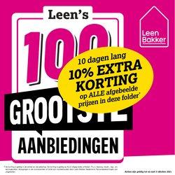 Catalogus van Leen Bakker ( Net gepubliceerd)