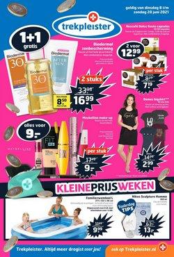 Aanbiedingen van Drogisterij & Parfumerie in the Trekpleister folder ( Nog 5 dagen)