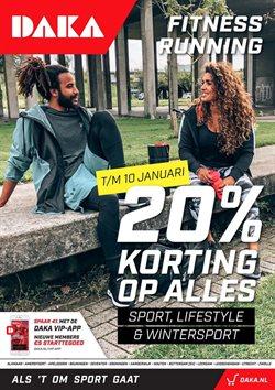Catalogus van Daka Sport ( Vervallen )
