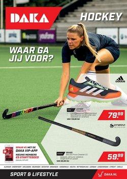 Aanbiedingen van Sport in the Daka Sport folder ( Meer dan een maand)