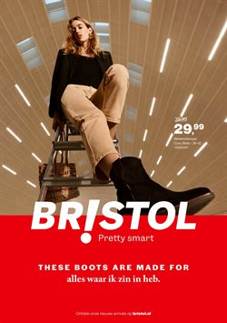 Catalogus van Bristol ( Nog 2 dagen )