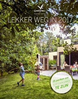 Aanbiedingen van Center Parcs in the Amsterdam folder