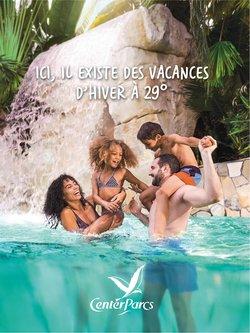 Aanbiedingen van Vakantie & Reizen in the Center Parcs folder ( Nog 14 dagen)
