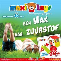 Aanbiedingen van Maxi Toys in the Utrecht folder