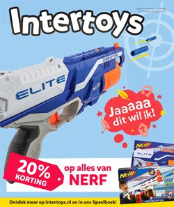 Speelgoed en Baby´s Aanbiedingen in de Intertoys folder in Hendrik-Ido-Ambacht