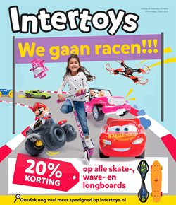 Speelgoed en Baby´s Aanbiedingen in de Intertoys folder in Zwolle