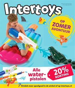 Speelgoed en Baby´s Aanbiedingen in de Intertoys folder in Amsterdam