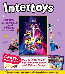 Aanbiedingen van Intertoys in the Breda folder