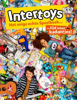 Aanbiedingen van Intertoys in the Amsterdam folder