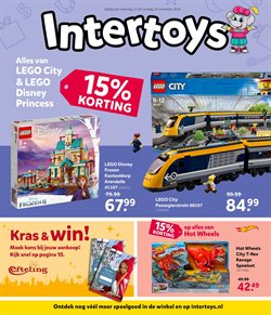 Baby, Kind & Speelgoed Aanbiedingen in de Intertoys folder in Born