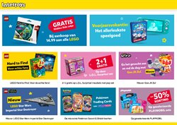 Catalogus van Intertoys ( Nog 5 dagen )