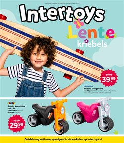 Baby, Kind & Speelgoed Aanbiedingen in de Intertoys folder in Roermond ( Nog 4 dagen )