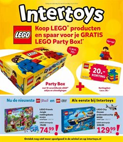 Catalogus van Intertoys ( Nog 11 dagen )