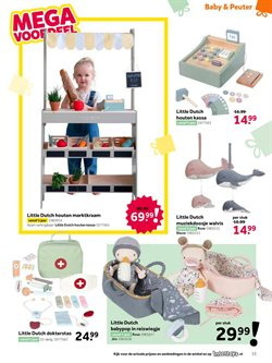 Aanbiedingen van Baby, Kind & Speelgoed in the Intertoys folder ( Nog 7 dagen )